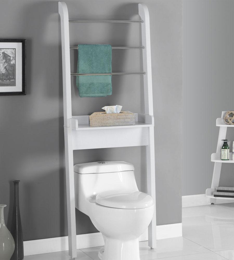 Wooden Bathroom Shelves In Bathroom Shelves