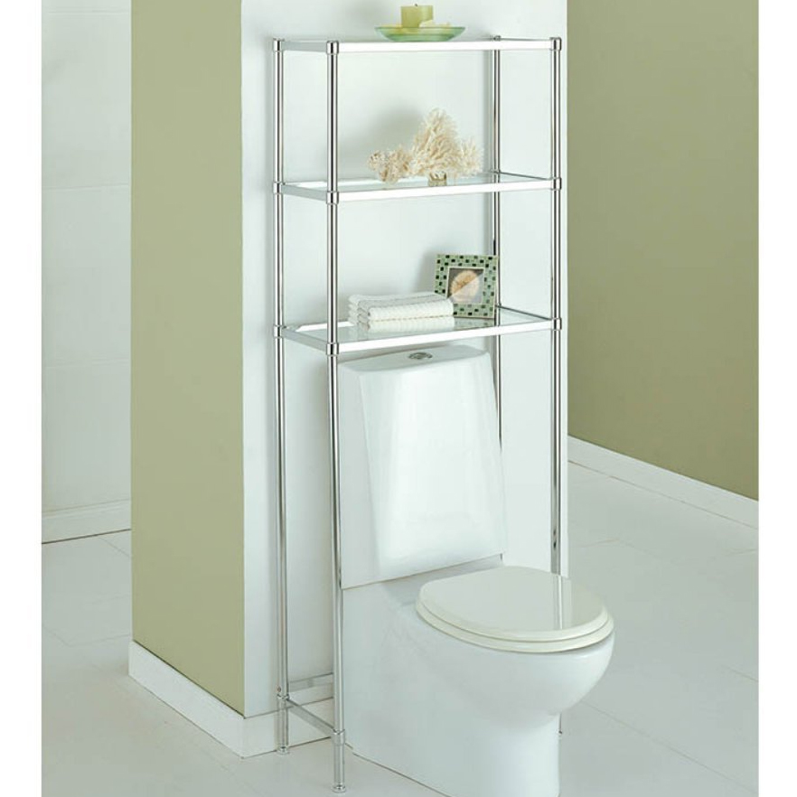 Over the Toilet Etagere Image