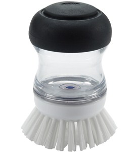 OXO Dish Brush with Soap Pump Image