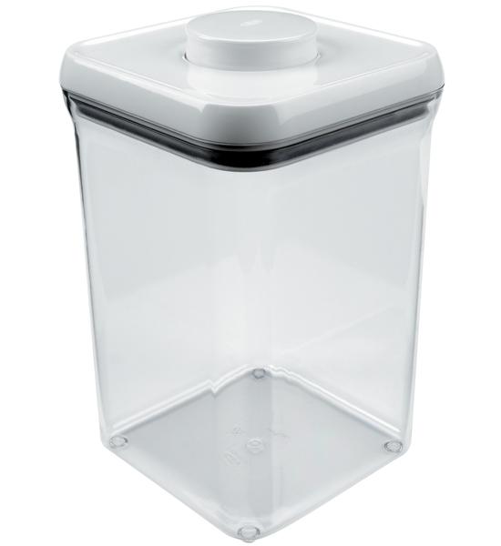 Oxo Food Storage Container 4 0 Quart In Plastic Food