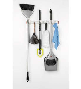 OXO Good Grips Expandable Wall-Mounted Organizer Image
