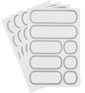 OXO Good Grips Removable Labels (Set of 32) Image