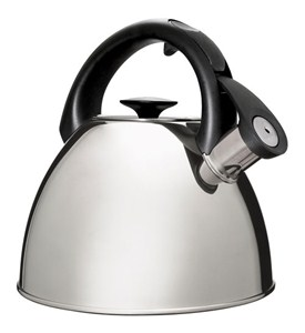 OXO Click Click Tea Kettle - Stainless Steel Image