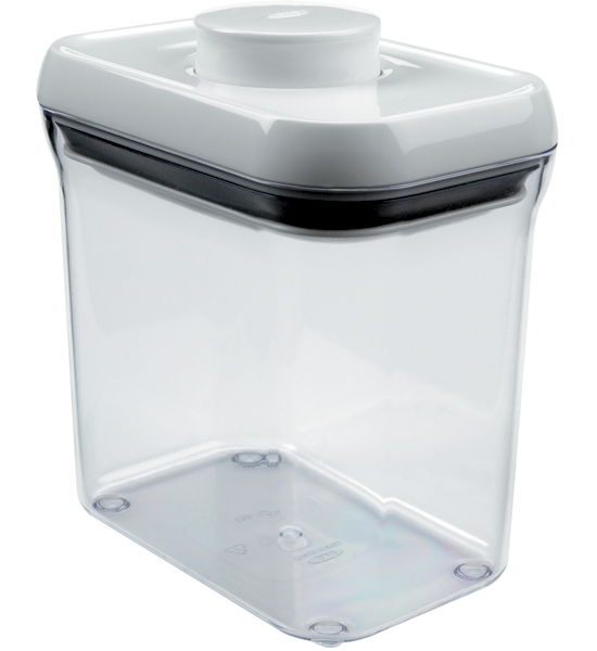 Oxo Pop Food Storage Container 1 5 Quart In Plastic Food