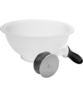 OXO Salad Chopper and Bowl Image