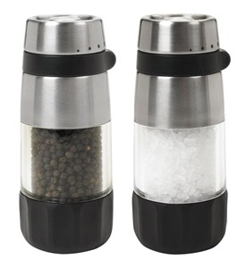 OXO Salt and Pepper Grinders (Set of 2) Image