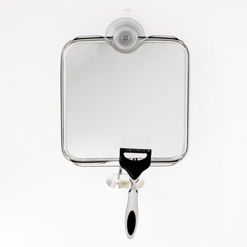 Oxo Good Grips Suction Fogless Mirror In Shower Mirrors