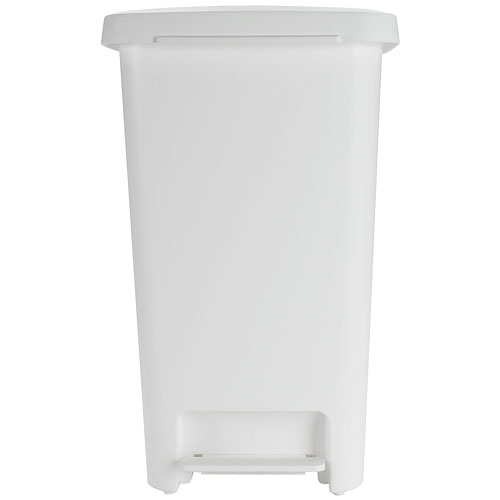 trash cans and recycling kitchen trash cans oxo plastic kitchen trash