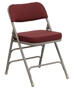 Cushioned Folding Chair