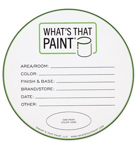 Paint Can Labels - Gallon (Set of 5) Image