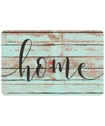 Painted Wood Accent Mat