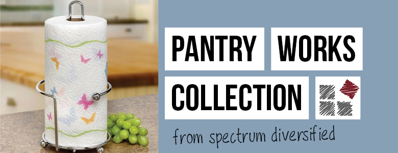 Pantry Works Collection from Spectrum Diversified