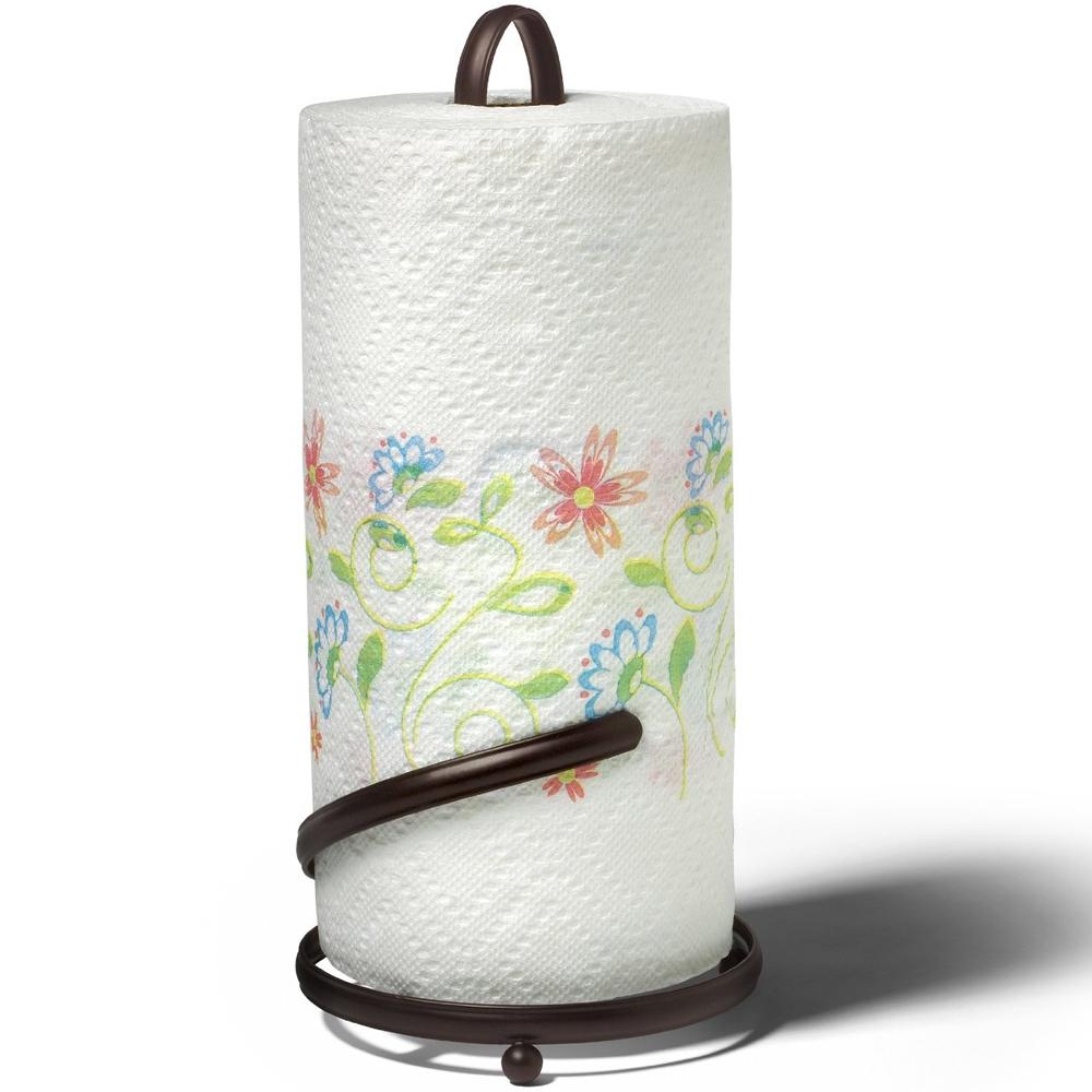 Paper Towel Holder Bronze In Paper Towel Holders