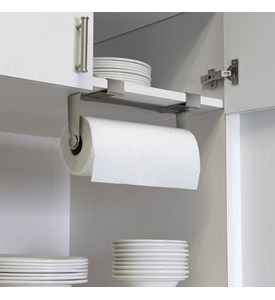 Paper towel holder multi installation in paper towel holders for Portarotolo ikea