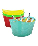 Plastic Beverage Tub