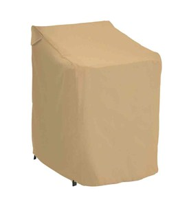 Patio Chair Stack Cover Image