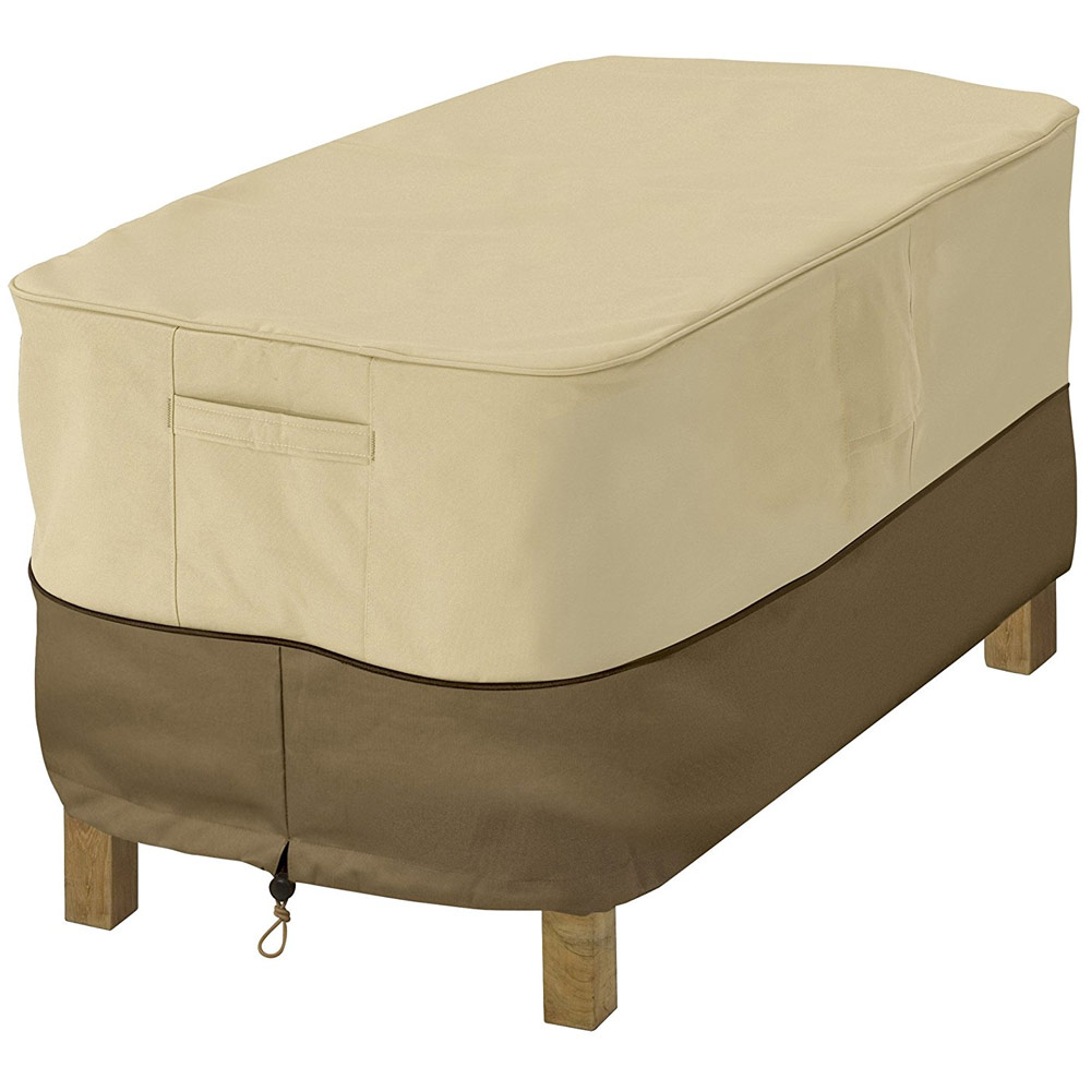 Patio Coffee Table Cover In Patio Furniture Covers