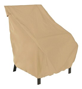 Patio Cover - High-Back Chair Image
