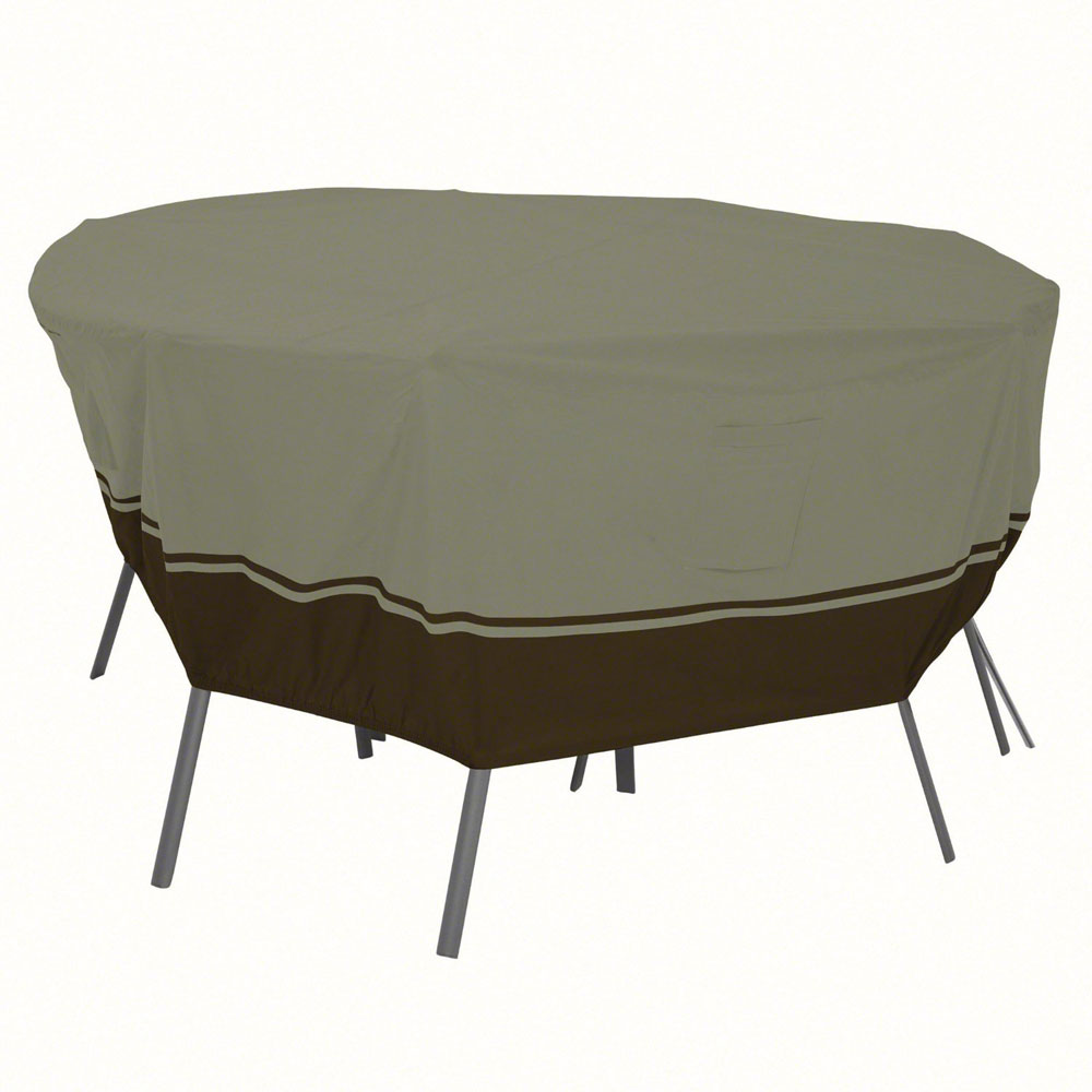 Patio Furniture Cover Round Table in Patio Furniture Covers