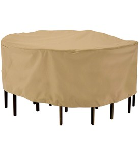Patio Furniture Cover - Round Table Image
