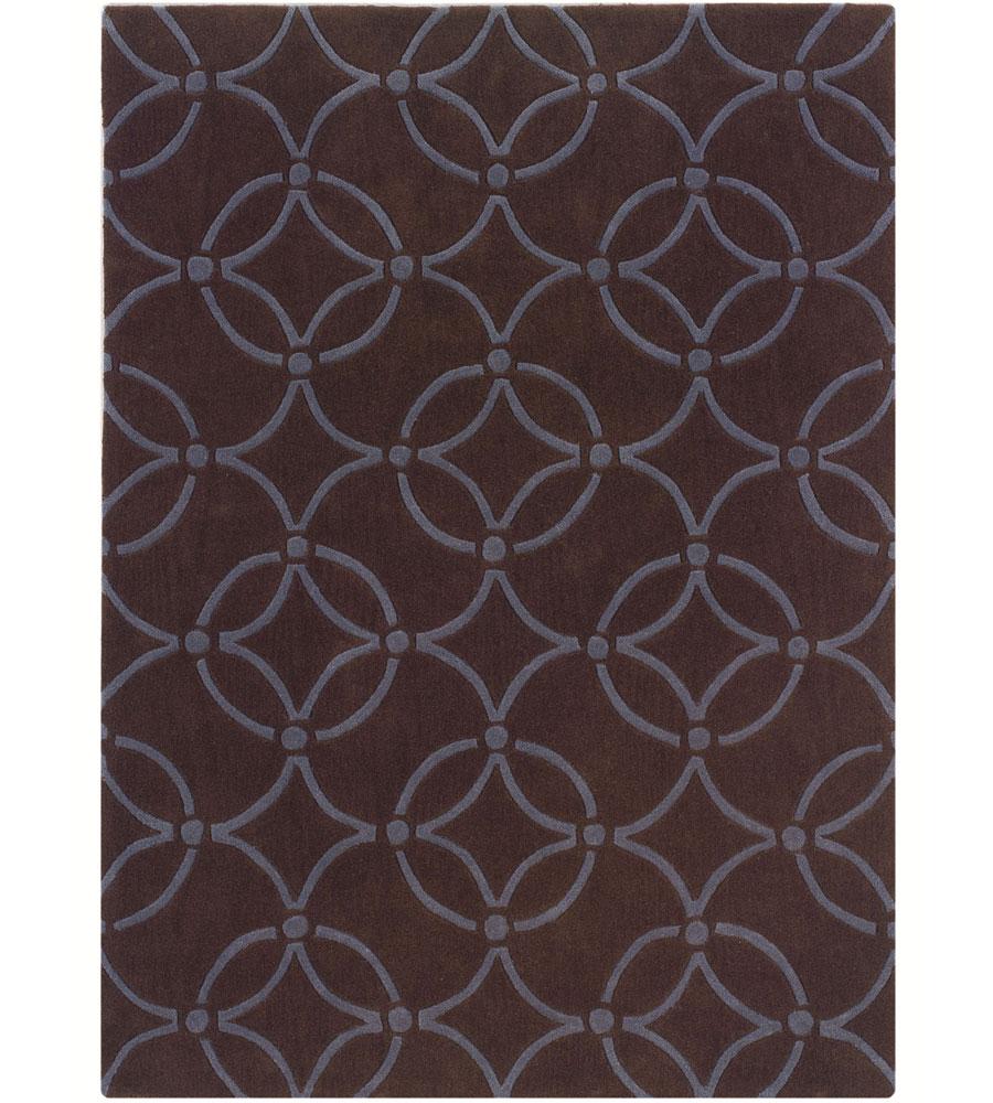 Pattern Floor Rug Interlocking Circles In Patterned Rugs