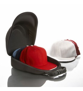 Baseball Hat Travel and Storage Case Image