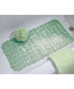 Pebble Bath Mat - Green