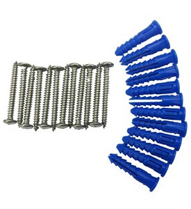 LocBoard Pegboard Mounting Screws (Set of 24) Image