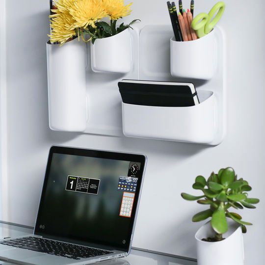 Magnetic Wall Board In Magnetic Office Organizers