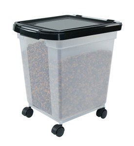 Pet Food Container - 32 Quart Image