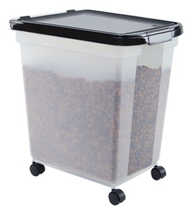 Pet Food Container - 65 Quart Image
