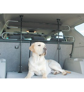 Vehicle Cargo and Pet Partition Image