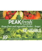 Peak Fresh Reusable Produce Bags