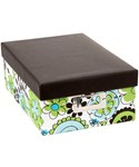 Photo Storage Box - Flowers