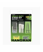 Picture Frame Hanging Kit - Heavy Duty D-Ring