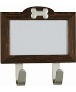 Picture Frame with Hooks