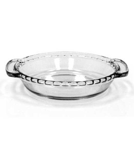 Pie Plate - Mini Anchor Hocking Image
