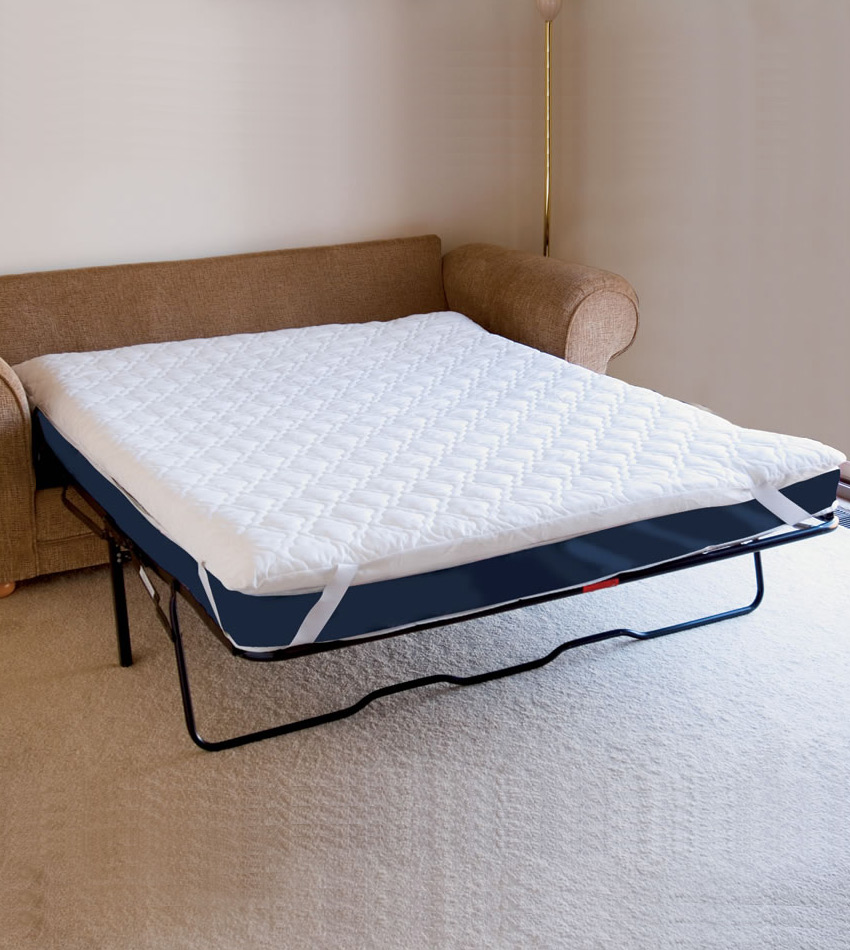 Pillow Top Mattress Pad in Beds and Headboards