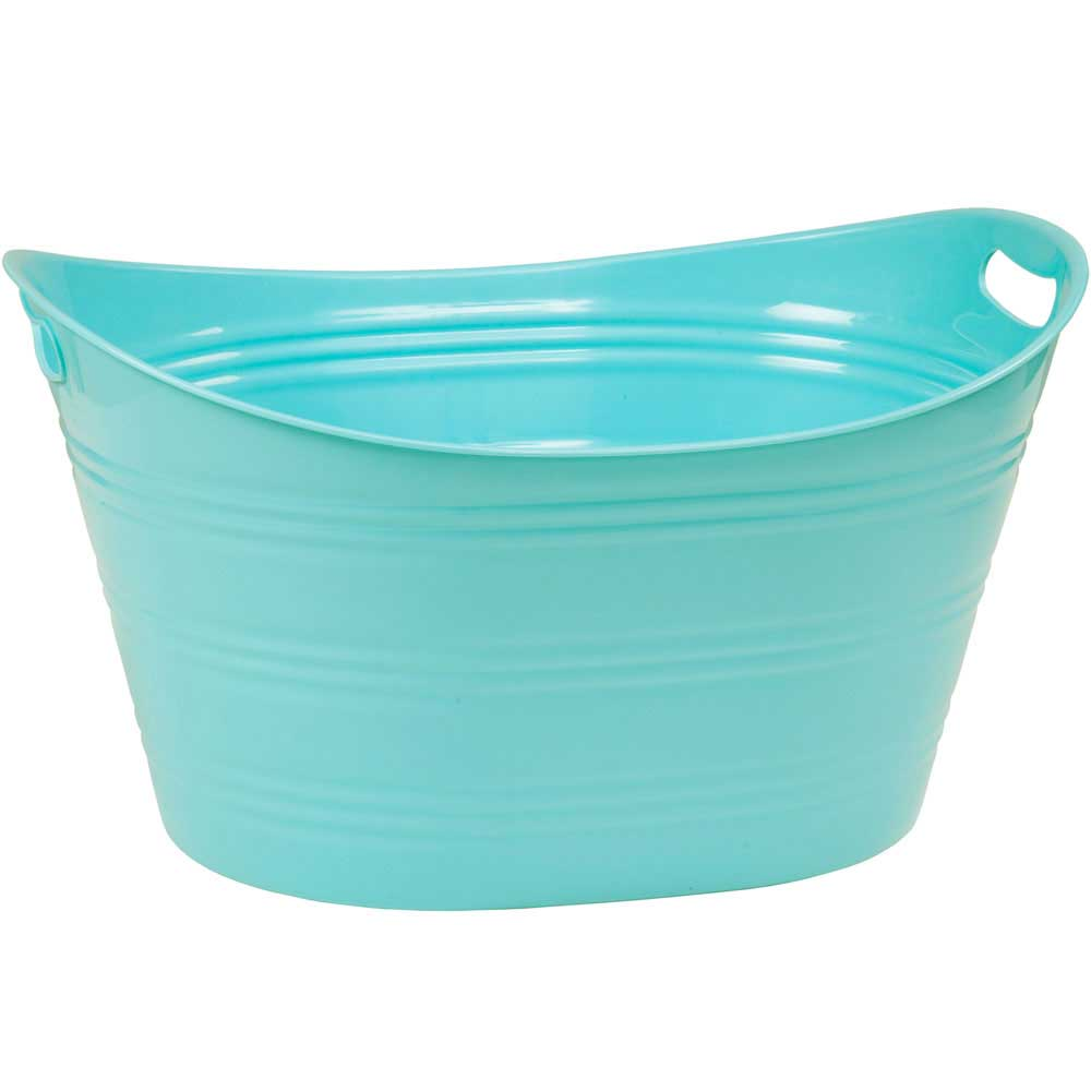 Set o 4 - Multi-Purpose Sturdy plastic oval tubs, Clear. Igloo 20 quart Insulated Party Bucket. by Igloo. $ - $ $ 24 $ 55 64 Prime. FREE Shipping on eligible orders. Some colors are Prime eligible. out of 5 stars Amazon's Choice for