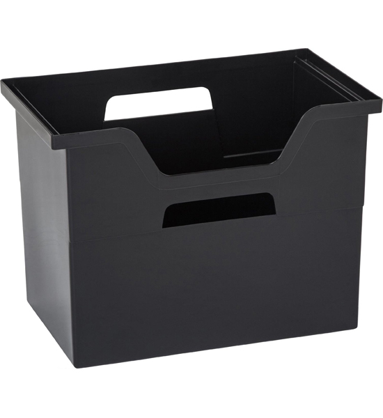 Lovely Plastic Hanging File Box ...