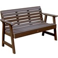 Plastic Outdoor Bench