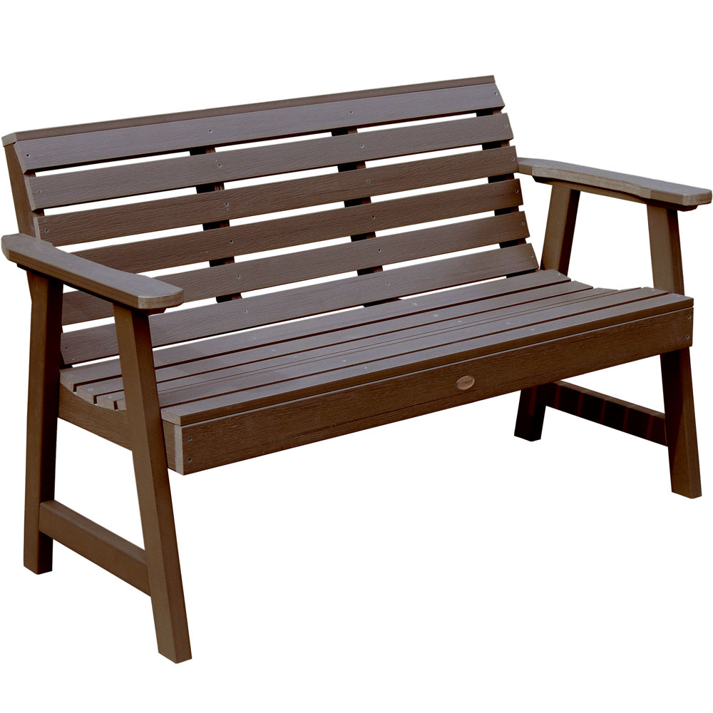 Synthetic Wood Outdoor Bench ...