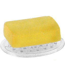 Plastic Soap Saver - Clear Image