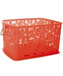 Plastic Storage Basket - Blumz Flower