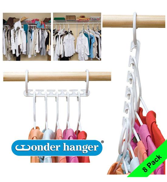Superior ... Plastic Wonder Hangers