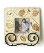 Scroll Plate and Picture Frame Holder