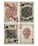 Playing Cards Wall Decor