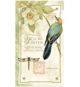 Pocket Address Book - Song of the Earth Image