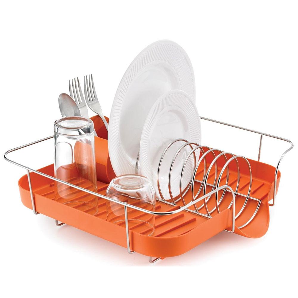 Polder Spring Dish Rack in Dish Racks