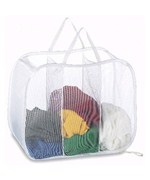Pop Up Triple Laundry Sorter